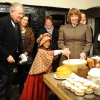 Victorian Christmas at Rockingham Castle